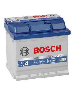 BOSCH Akumulator 12V 52Ah 470A S4 desno+