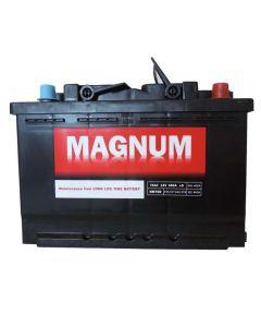 MAGNUM Akumulator 12V 75Ah 680A desno+