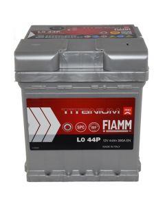 FIAMM Akumulator 12V 44Ah 390A TITANIUM PRO 40 FIAT desno+