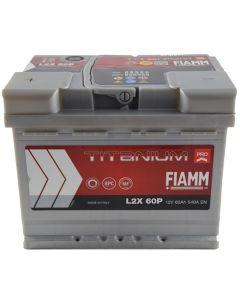 FIAMM Akumulator 12V 60Ah 540A TITANIUM PRO 36 desno+