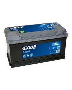 EXIDE Akumulator 12V 95Ah 800A EXCELL desno+