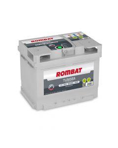 ROMBAT Akumulator 12V 60Ah 580A TUNDRA desno+