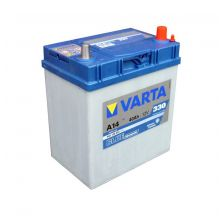 VARTA Akumulator 12V 40Ah 330A BLUE DYNAMIC desno+uske kleme azija