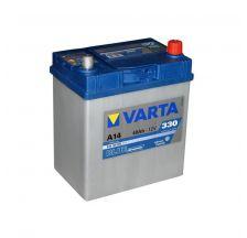 VARTA Akumulator 12V 40Ah 330A BLUE DYNAMIC levo+ uske kleme azija