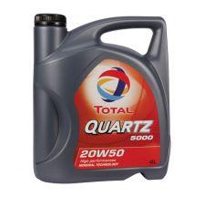TOTAL QUARTZ 5000 Motorno ulje 20W50 4L