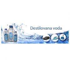W**** Destilovana voda 1L