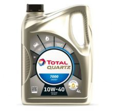 TOTAL QUARTZ 7000 Motorno ulje 10W40 4L