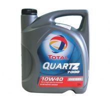 TOTAL QUARTZ 7000 DIESEL Motorno ulje 10W40 5L