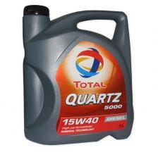 TOTAL QUARTZ 5000 DIESEL Motorno ulje 15W40 5L