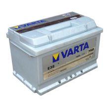 VARTA Akumulator 12V 74Ah 750A SILVER desno+