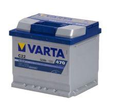 VARTA Akumulator 12V 52Ah 470A BLUE DYNAMIC desno+
