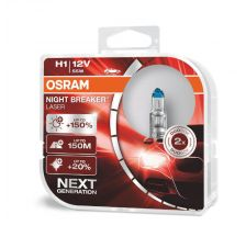 OSRAM SIJALICA FARA H1 NIGHT BREAKER UNLIMITED