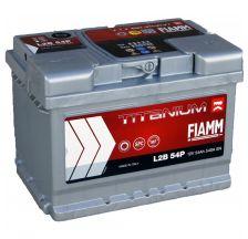 FIAMM Akumulator 12V 54Ah 540A TITANIUM PRO 36 desno+