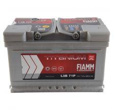 FIAMM Akumulator 12V 71Ah 680A TITANIUM PRO 36 desno+