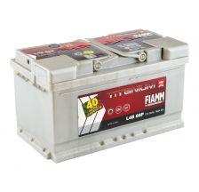FIAMM Akumulator 12V 85Ah 760A TITANIUM PRO 40 desno+