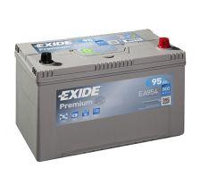 EXIDE Akumulator 12V 95Ah 800A PREMIUM desno+ AZIJA