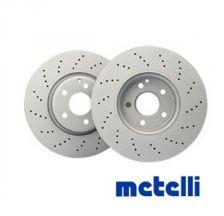 METELLI Disk kočioni - zadnji